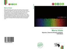 Bookcover of Maria Vitale