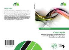 Bookcover of Celso Ayala