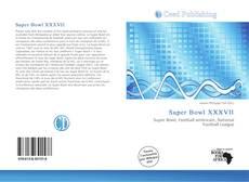Copertina di Super Bowl XXXVII