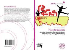 Fiorella Mannoia kitap kapağı