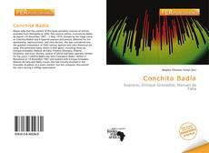 Bookcover of Conchita Badía