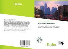 Baramulla District kitap kapağı
