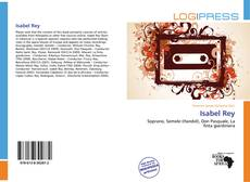 Isabel Rey kitap kapağı