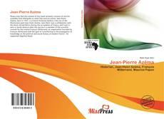 Capa do livro de Jean-Pierre Azéma