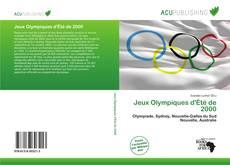 Jeux Olympiques d'Été de 2000 kitap kapağı