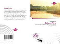 Bookcover of Dolores River