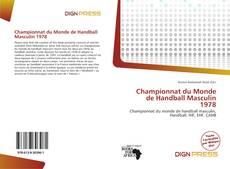 Bookcover of Championnat du Monde de Handball Masculin 1978