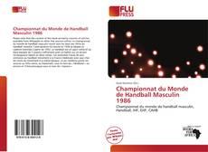 Bookcover of Championnat du Monde de Handball Masculin 1986