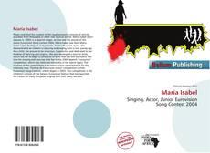 Capa do livro de María Isabel
