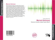Bookcover of Marisol (Actress)