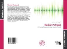 Portada del libro de Marisol (Actress)
