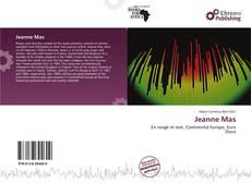 Capa do livro de Jeanne Mas