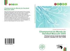 Bookcover of Championnat du Monde de Handball Masculin 2005