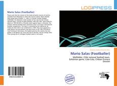 Bookcover of Mario Salas (Footballer)