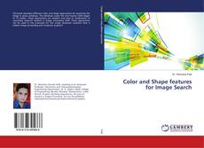 Bookcover of Color and Shape features for Image Search