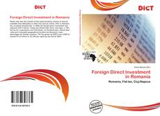 Buchcover von Foreign Direct Investment in Romania