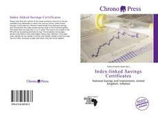 Buchcover von Index-linked Savings Certificates