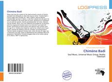 Bookcover of Chimène Badi