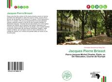 Bookcover of Jacques Pierre Brissot