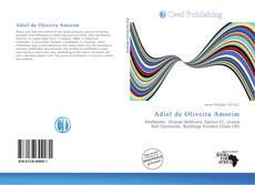Capa do livro de Adiel de Oliveira Amorim