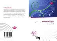 Portada del libro de Anabel Conde