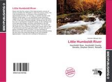 Buchcover von Little Humboldt River