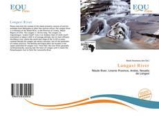 Portada del libro de Longaví River