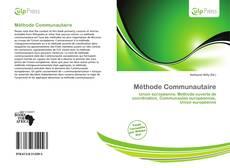 Méthode Communautaire的封面