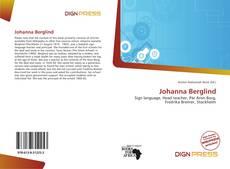 Bookcover of Johanna Berglind