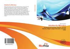 Buchcover von Adalberto Méndez