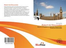Capa do livro de Robert de Gloucester