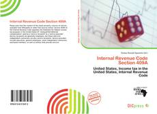 Bookcover of Internal Revenue Code Section 409A