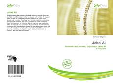 Bookcover of Jebel Ali