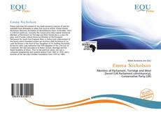 Bookcover of Emma Nicholson