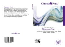 Bookcover of Memnos Costi