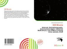 Bookcover of 323 Brucia