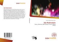 Bookcover of Ida Rubinstein