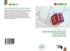 Central Board of Excise and Customs的封面