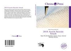 Bookcover of 2010 Austin Suicide Attack
