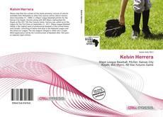 Kelvin Herrera kitap kapağı