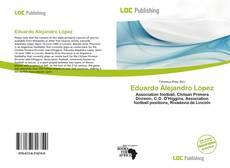 Bookcover of Eduardo Alejandro López