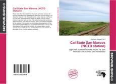 Portada del libro de Cal State San Marcos (NCTD station)