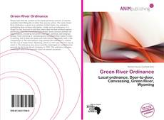 Bookcover of Green River Ordinance