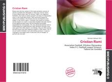Bookcover of Cristian Rami