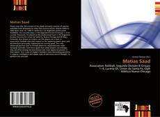 Matías Saad的封面