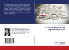 Bookcover of Essays on English and Applied Linguistics