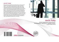 Buchcover von Joe B. Finley