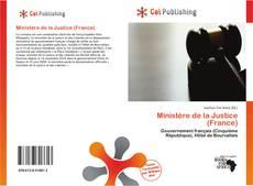Buchcover von Ministère de la Justice (France)
