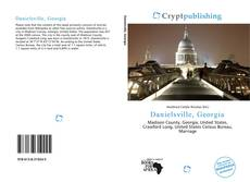Bookcover of Danielsville, Georgia