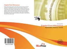Copertina di Capital Cost Allowance